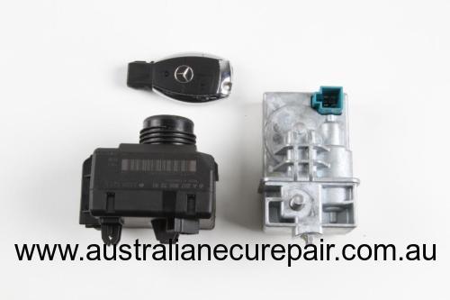 Mercedes W204 207 212 Electronic Steering Lock ESL Repair Reprogramming Service